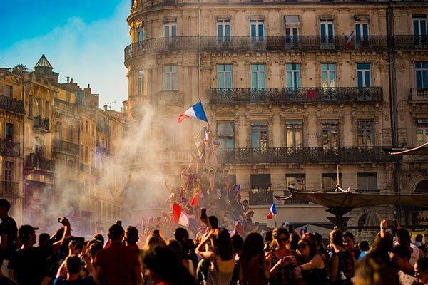 Manifestation française